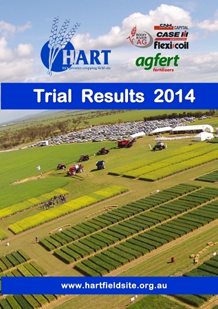 2014 Hart Trial Results Book