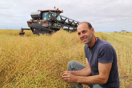 Mark Modra to speak at Hart's 2015 Getting The Crop In seminar
