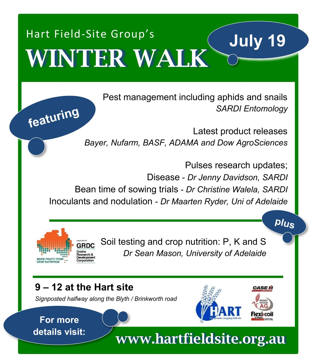 Hart Winter Walk 2016