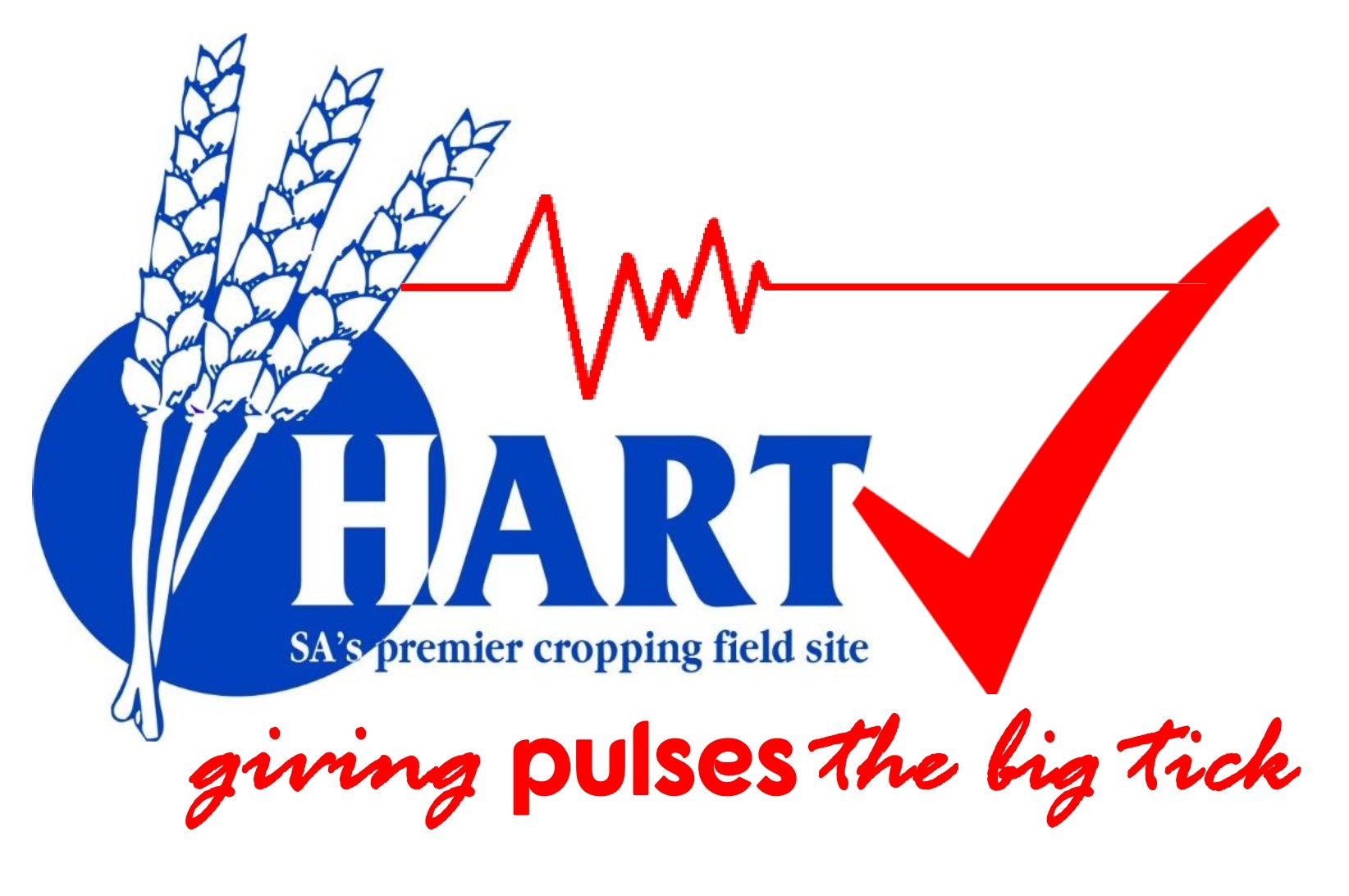 Hart, giving pulses the big tick