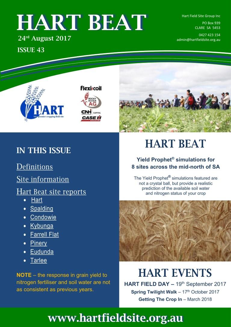 Hart Beat 43