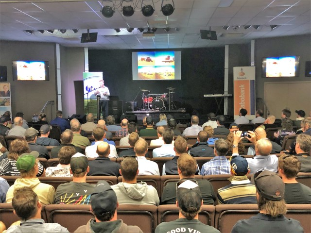 Hart's 2019 Getting The Crop In seminar
