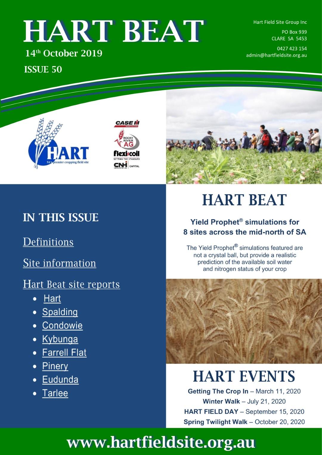 Hart Beat 50