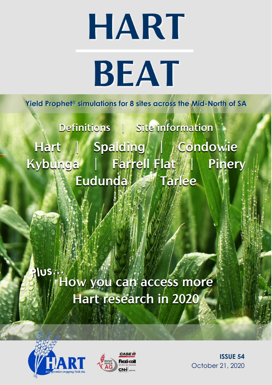 Hart Beat 54