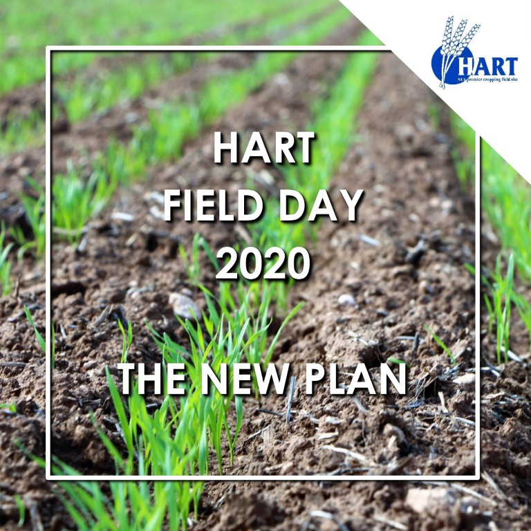 Hart Field Day 2020 - The New Plan