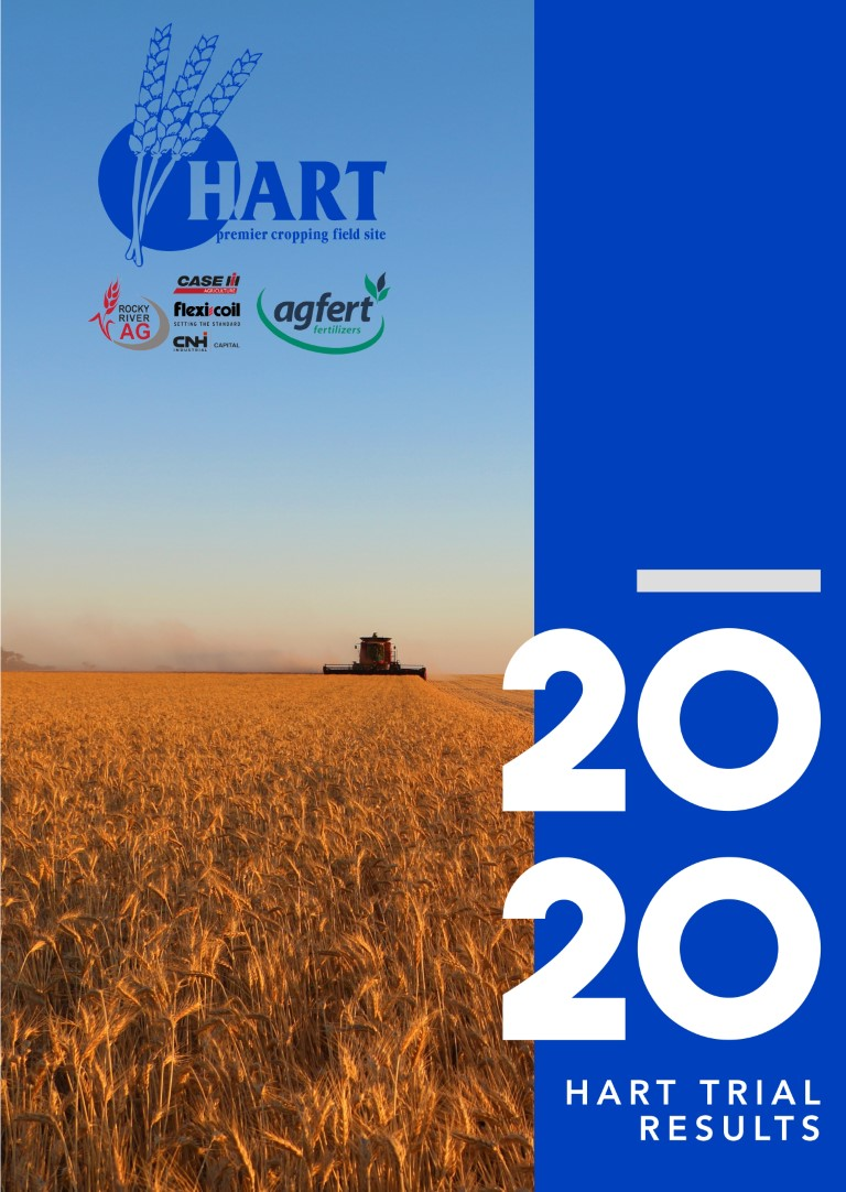 2020 Hart Trial Results Book