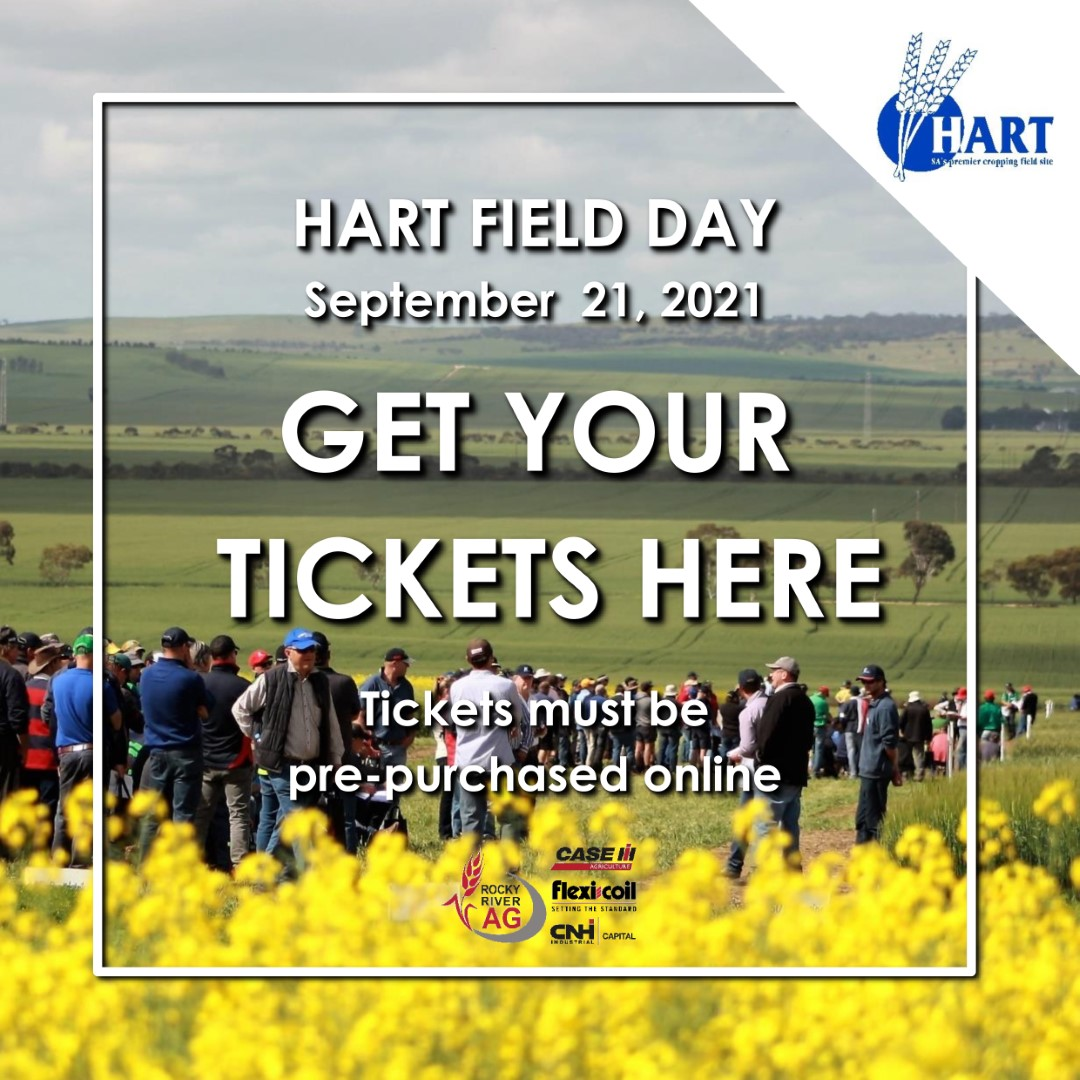 Hart Field Day 2021 - Get your tickets here
