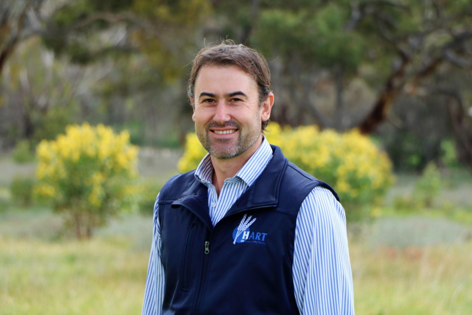 Hart Chairman, Ryan Wood