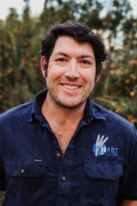 Glen Wilkinson - Hart board member