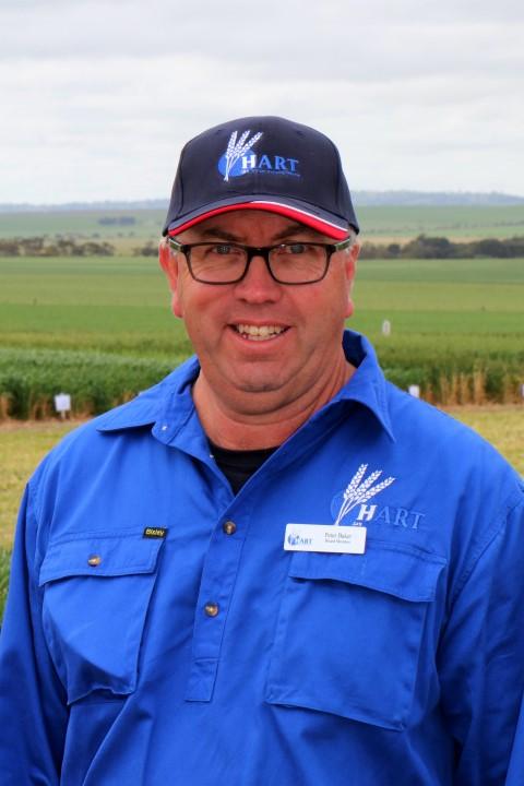 Peter Baker, Hart board member