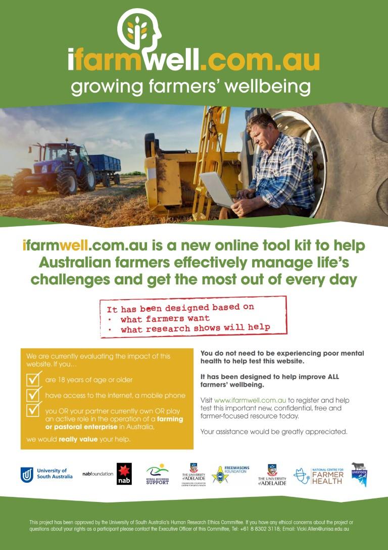 ifarmwell | Hart Healthy Farmers