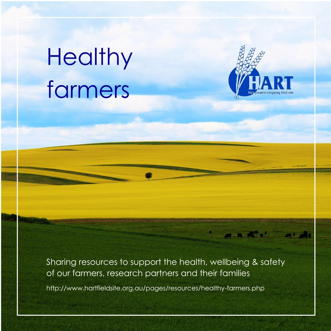 Hart Healthy Farmers