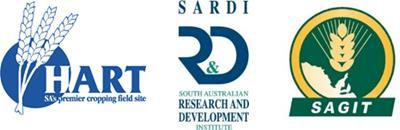 Hart, SARDI, SAGIT - Regional Internship position